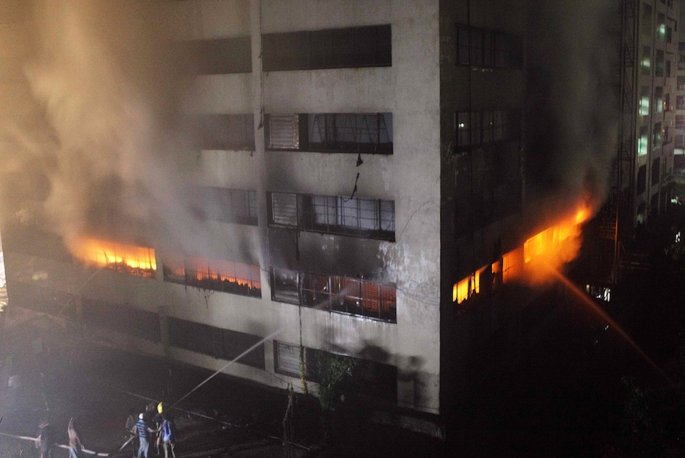 Five Years After Deadly Factory Fire, Bangladesh's Garment Workers Still Vulnerable