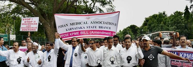 Why Karnataka's Doctors Should Rethink Their Opposition to Medical Bill