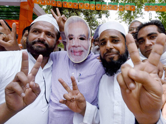 The Irrelevance of Muslims in Gujarat Elections