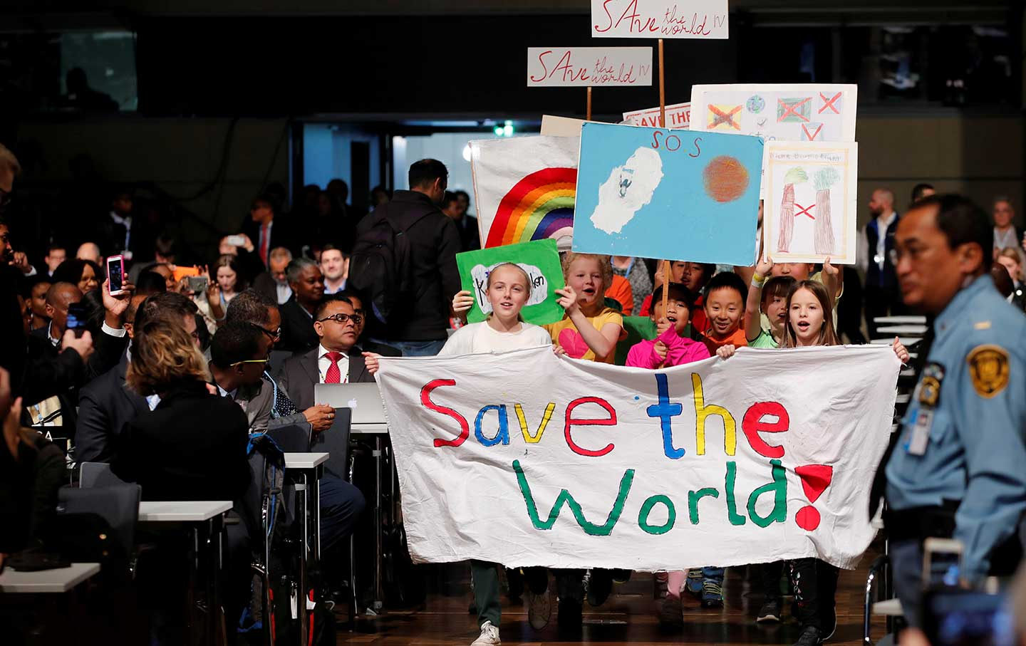 Coal Deals 'Very Possible' as US Holds Industry Event at UN Climate Talks