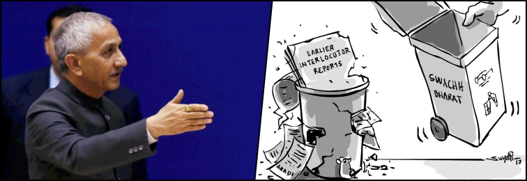 In Kashmir, Cartoons Reflect Skepticism About New Envoy From Delhi