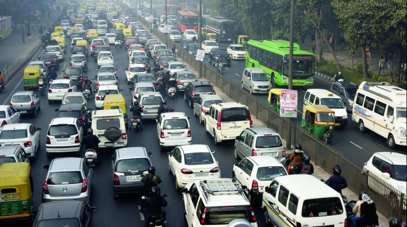 Delhi Government Calls Off Odd-Even Scheme