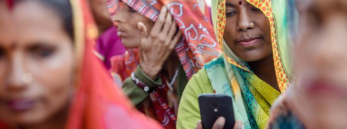 In India, Accessible Phones Lead to Inaccessible Opportunities