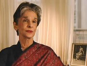 Meeting Dina Wadia on Madison Avenue
