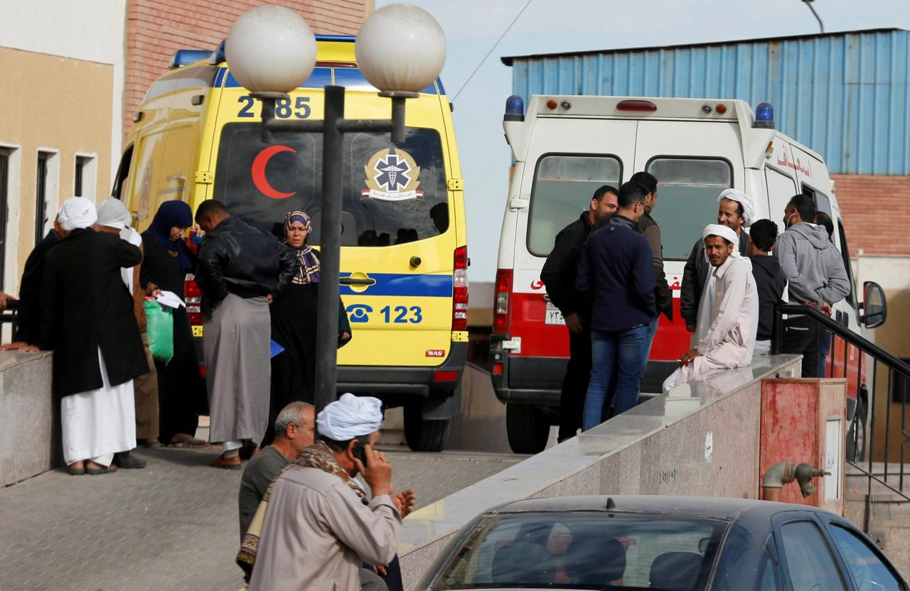 Egypt Mosque Attack: New Level of Horror in Decades-Long Struggle to Control Sinai