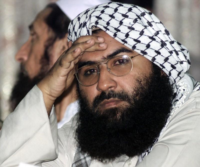 Maulana Masood Azhar, head of Pakistan's militant Jaish-e-Mohammad party. Credit: Reuters