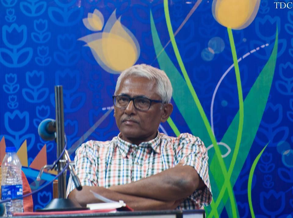 Dr Arunachal Dutta Choudhury. Source: Facebook