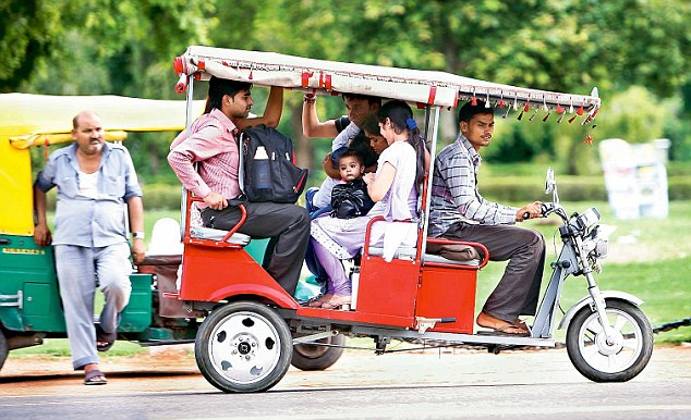 Wheels in Motion: In Kolkata, the Cycle Rickshaw Is Being Reinvented