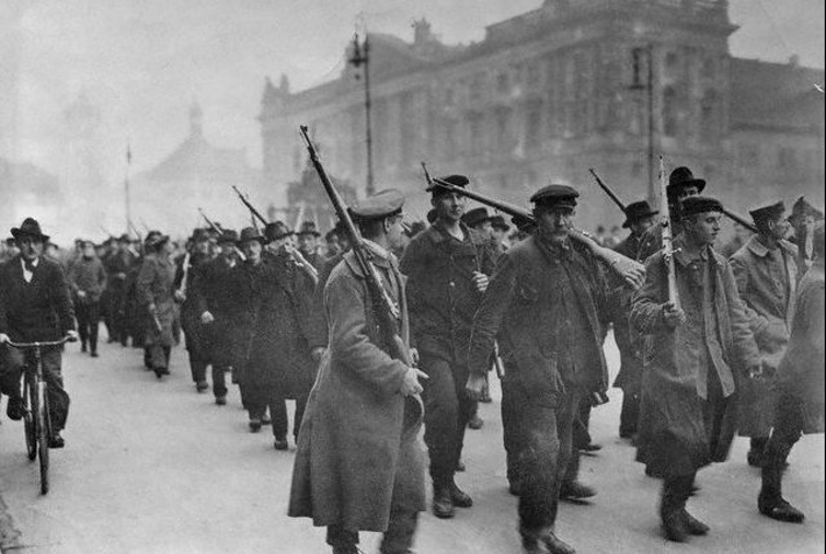 How Hitler Used a Lie About November 9 as the Foundation for the Third Reich
