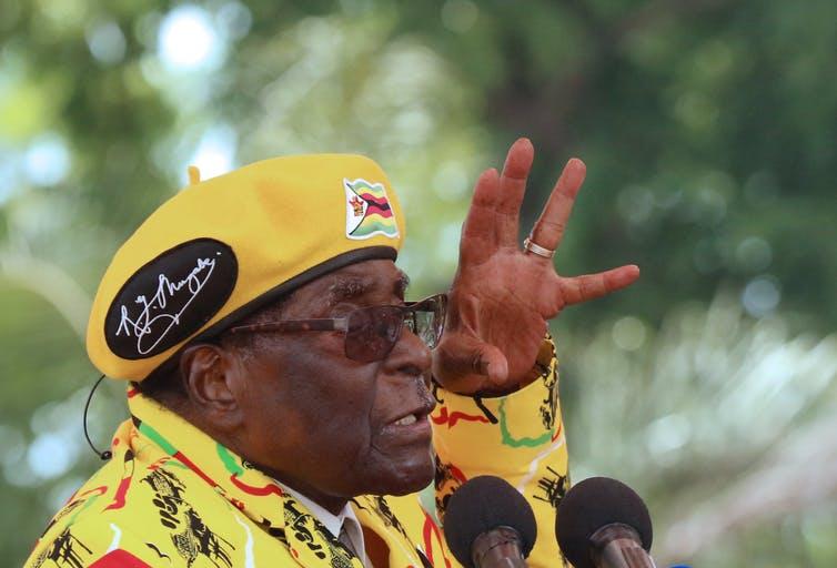 Mnangagwa and the Military May Mean More Bad News for Zimbabwe