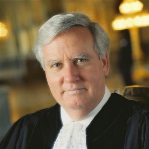Judge Christopher Greenwood. Credit: Wikimedia Commons