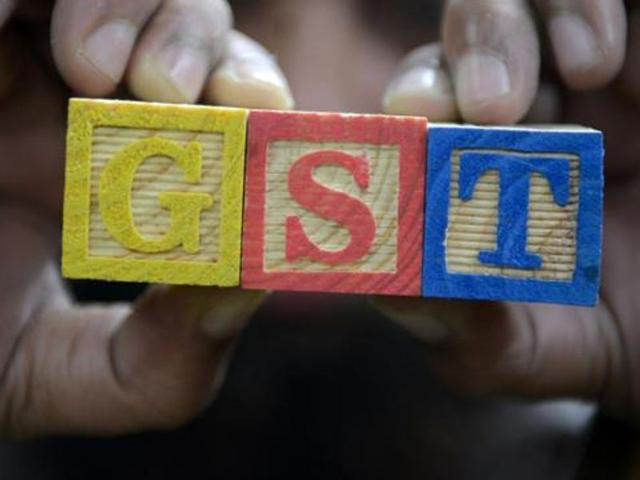 GST collection has slipped for the second straight month. Credit: PTI