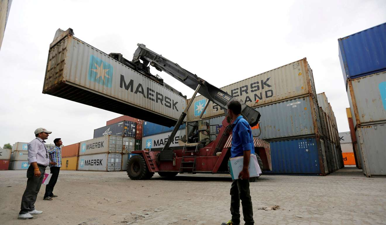 India's Trade Deficit Widens to Near Three-Year High in October