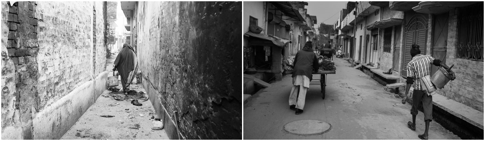 Photo Essay: Where There Are No Sewers – The Toilet Cleaners of Lucknow