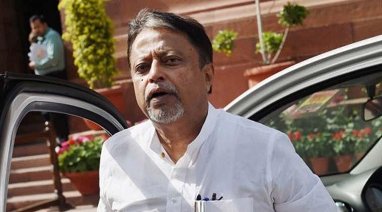 BJP Leader Mukul Roy Among 4 People Booked in TMC MLA's Murder