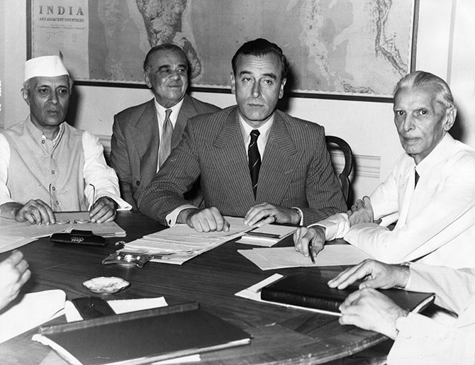 New Book on Partition Takes a Critical Look at the Role of the Congress