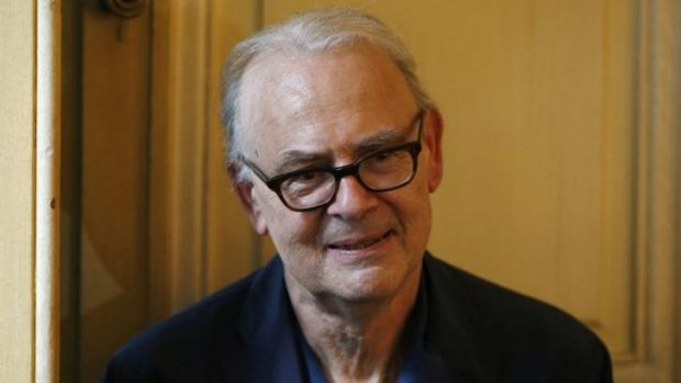 French writer Patrick Modiano. Credit: Reuters