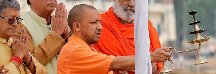 How Far Will Adityanath Take His Mission of Saffronisation?