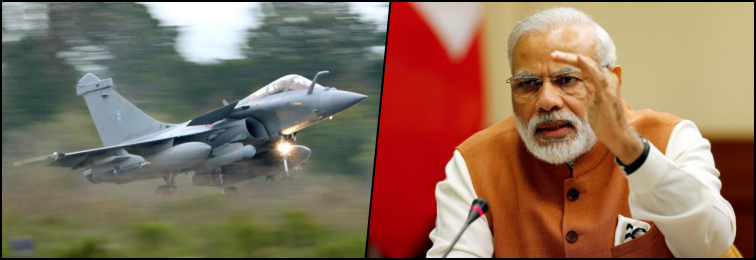Modi Should Explain How Rafale Deal Went From '95% Complete' to Zero in Two Weeks