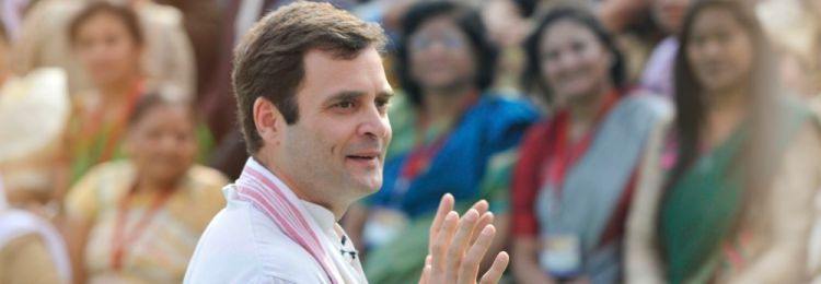 Can Rahul Gandhi's Presidency Save the Grand Old Party?