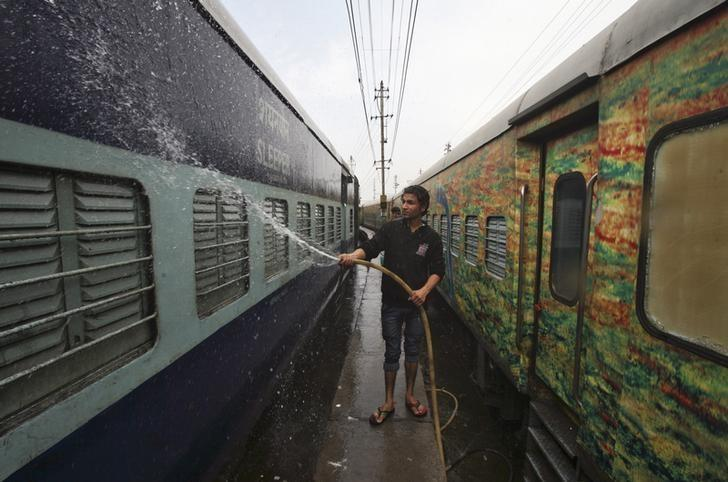 Discharge From New Bio-Toilets on Indian Trains No Better Than Raw Sewage: Study