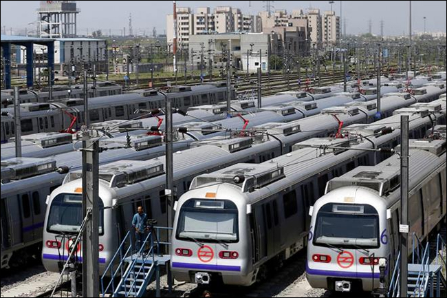 Delhi Metro Sees Sharp Fall In Ridership After Recent Fare Hike