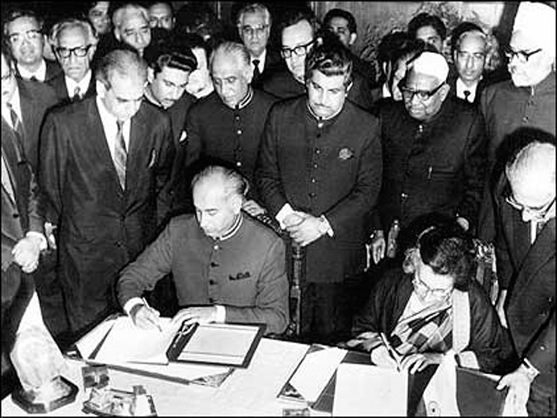 the puzzle of the 1972 shimla summit or why india did not impose