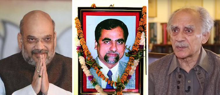 Watch: Arun Shourie On Why The SC Must Enquire Into Judge Loya's Death, And Erosion of Institutions