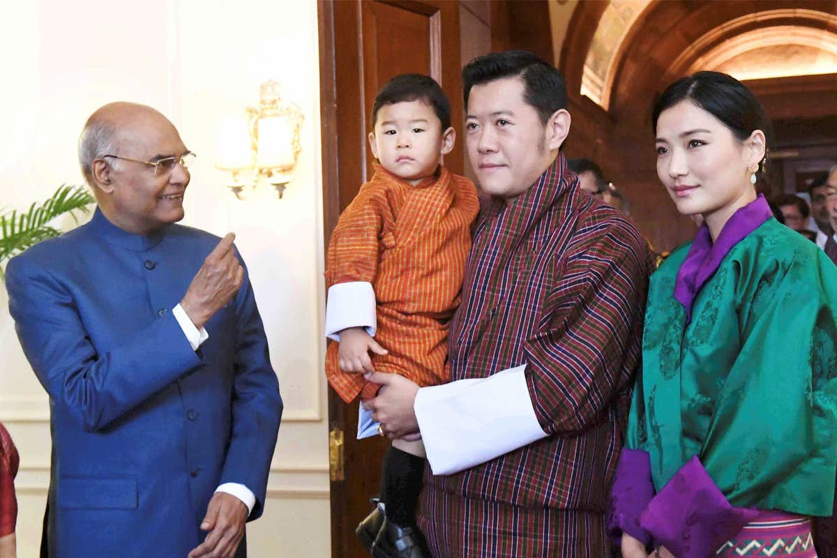 China Wants to See 'Normal Relations' Between India and Bhutan