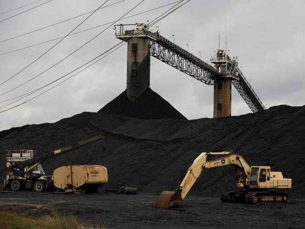 Global Coal Market Shrugs Off India's Reduced Imports
