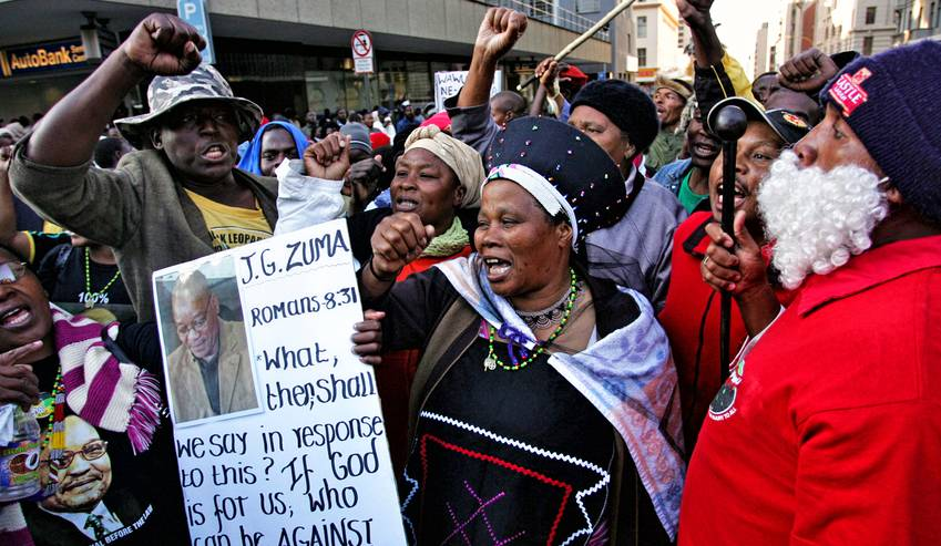 Why, a Decade on, a New Book on Jacob Zuma's Rape Trial Has Finally Hit Home