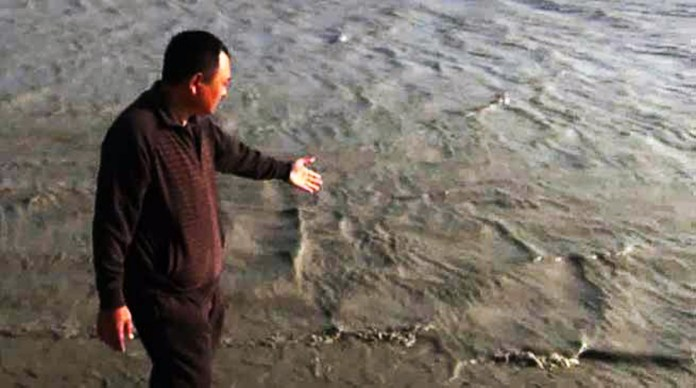 Siang River Turns Muddy in Arunachal Pradesh; Suspicion on 'Chinese Hand'