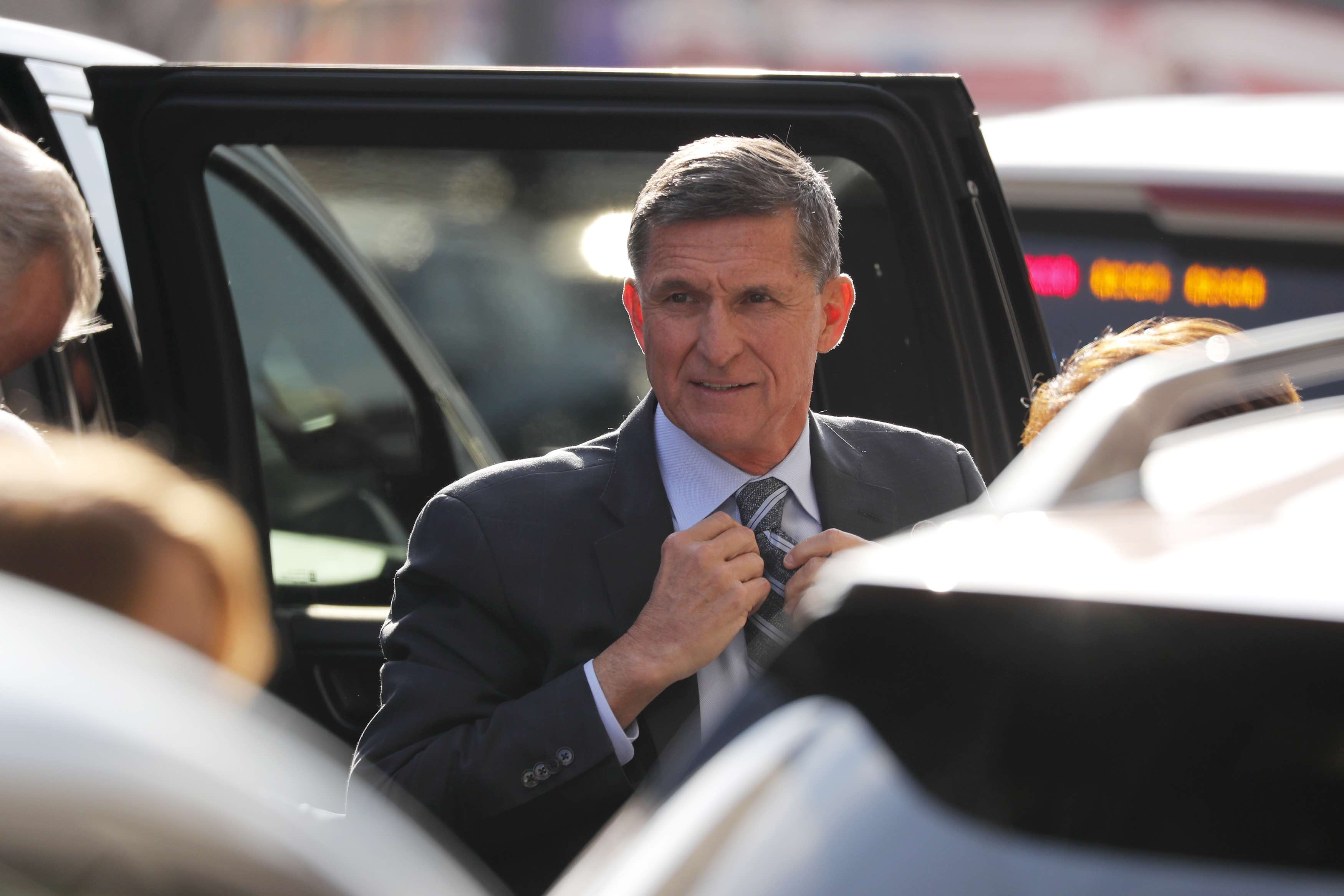Michael Flynn to Cooperate in US Election Investigation After Pleading Guilty to Lying on Russia