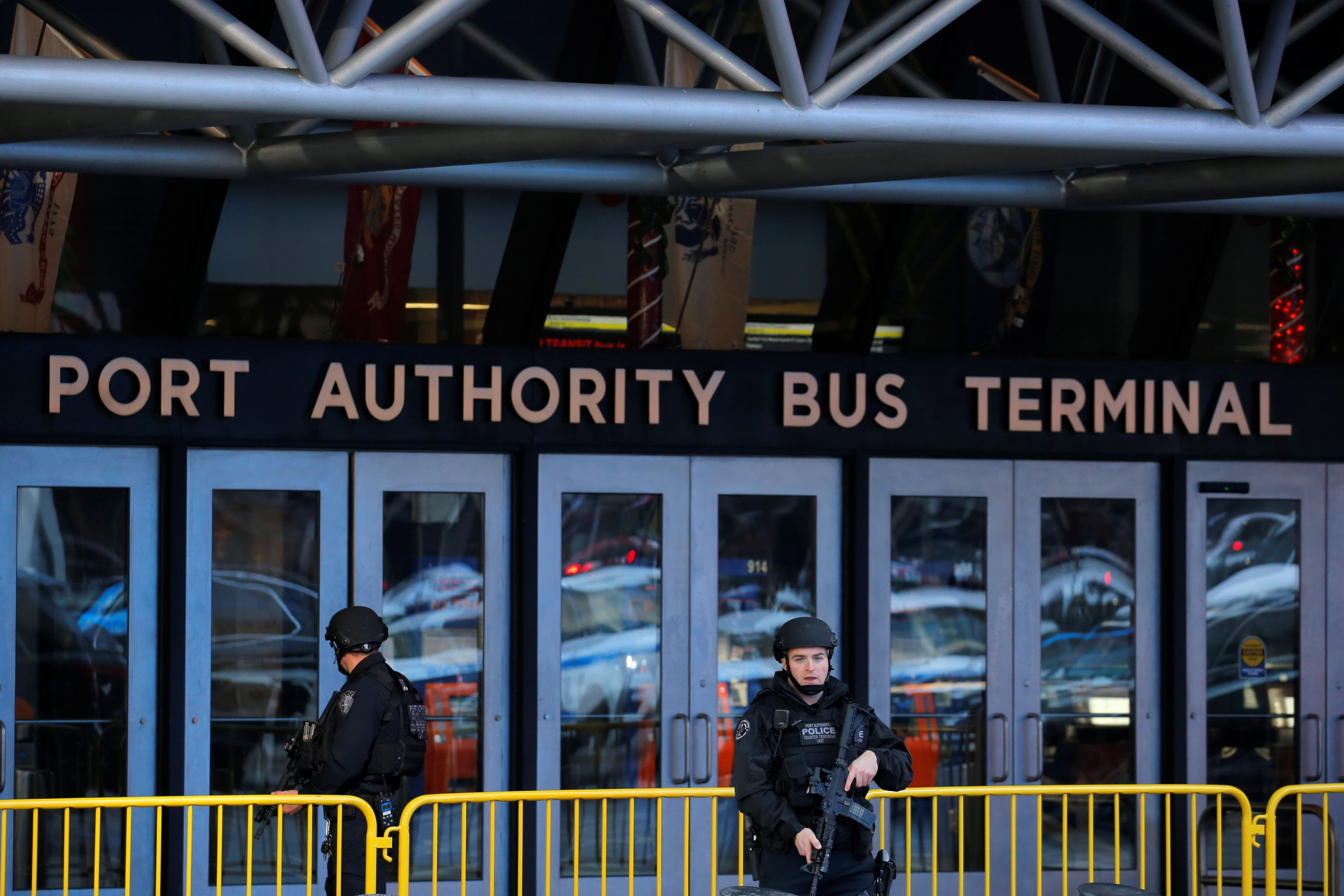 Terror Charges Slapped on Times Square Bombing Accused
