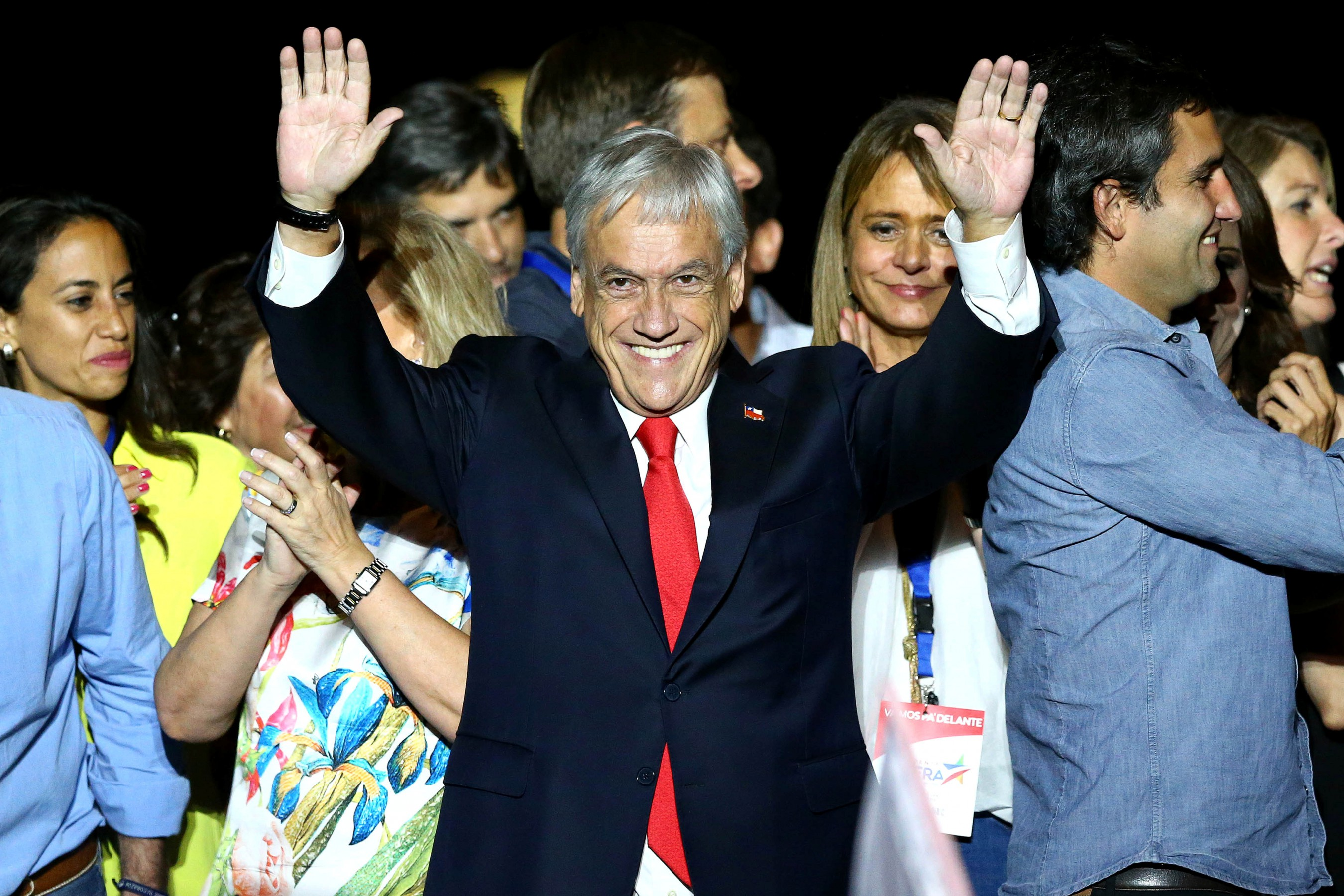 Conservative Piñera Wins Chile's Presidential Election