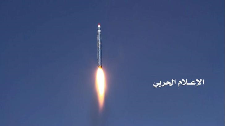 Saudi Obstructs Houthi Missile Fired Towards Riyadh; No Casualties Reported