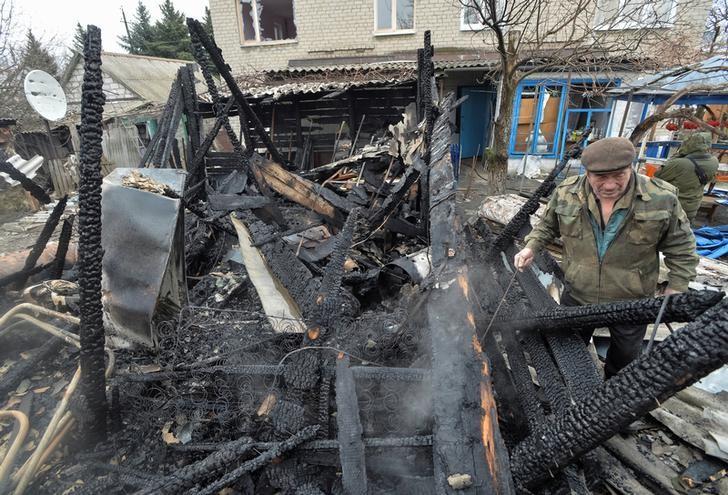 Fighting in Eastern Ukraine Worst Since February: OSCE