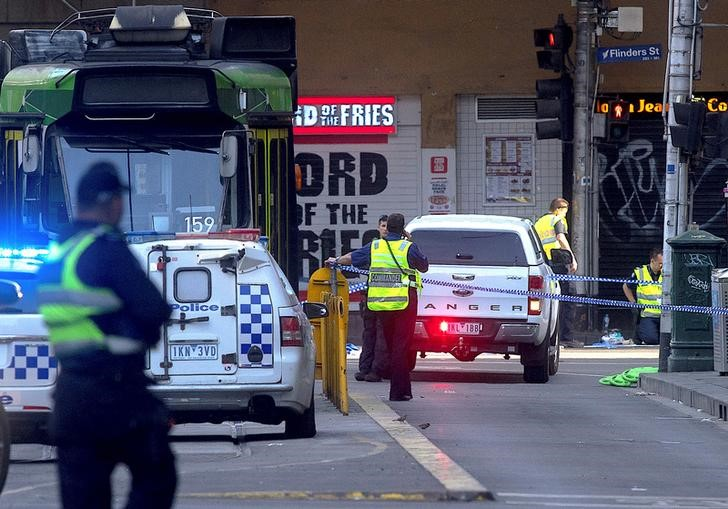 Car Ploughs Into Pedestrians in Melbourne, Injures at Least 14