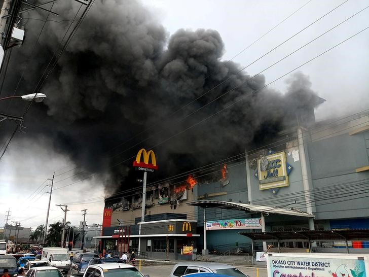 Philippines: Fire in Shopping Mall Kills 37