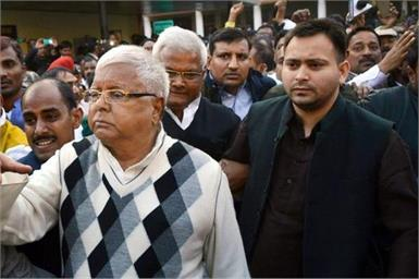 Will Move HC Against Lalu Prasad's Conviction: Tejashwi