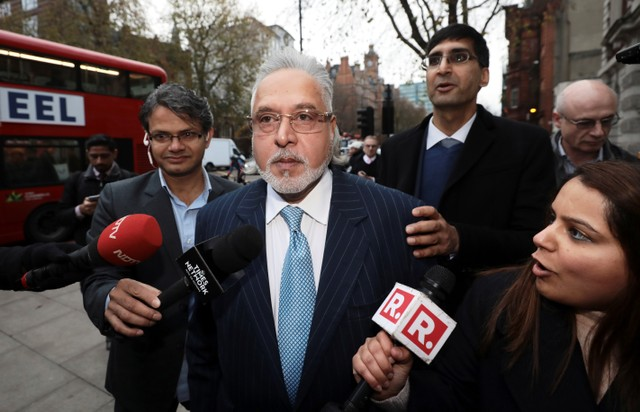 UK Court orders extradition of fugitive businessman Vijay Mallya