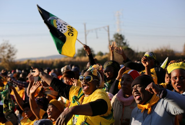 The ANC: The Story of a Liberation Movement That's Lost Its Lustre