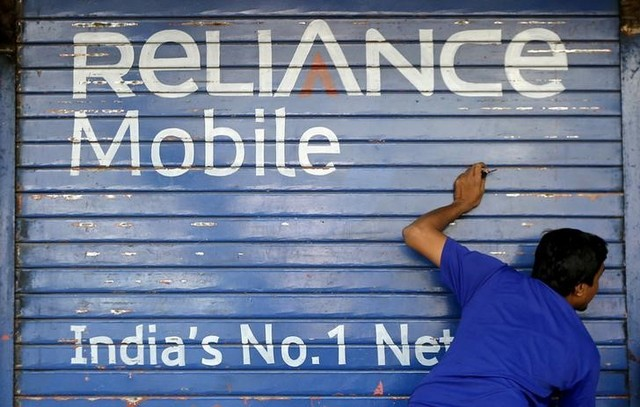 Public Relations Company Files Insolvency Plea Against Reliance Communications
