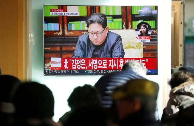 North Korea Says US Threats Make War Unavoidable, China Urges Calm