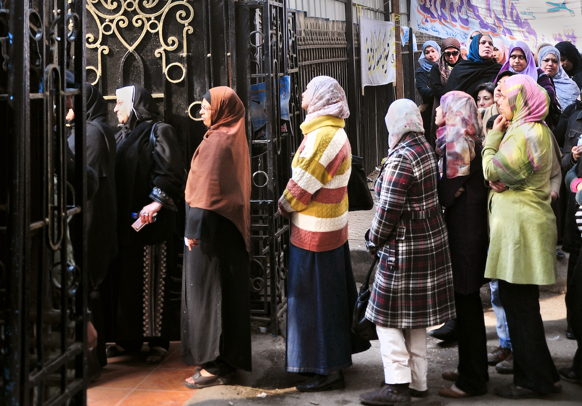 Fighting Sexual Harassment and Child Marriage in Egypt