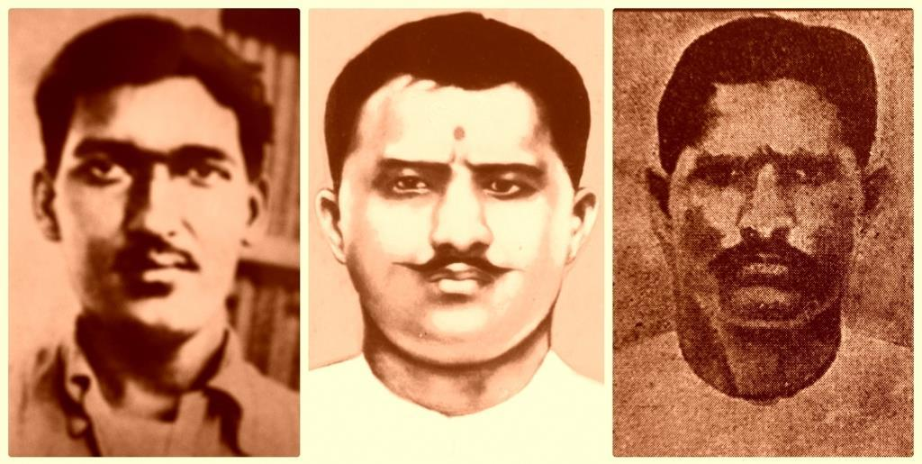 Image result for ram prasad bismil and ashfaqulla khan