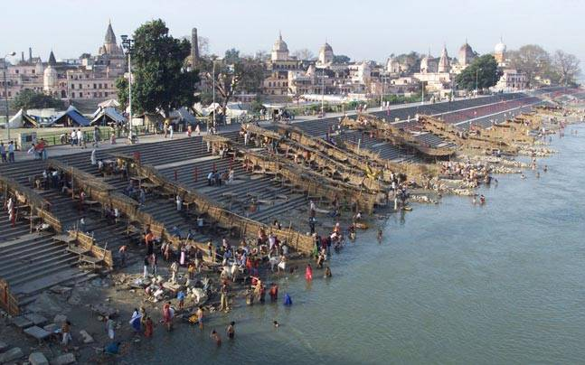 File photo of Ayodhya. Credit: Reuters