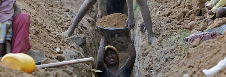 With Shifting Accountability on NREGA Payment Delays, Workers Continue to Be Denied Their Due