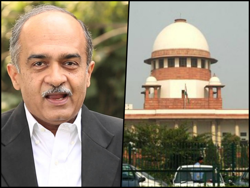 SC Starts Contempt Proceedings Against Prashant Bhushan, Twitter for Unspecified Tweets