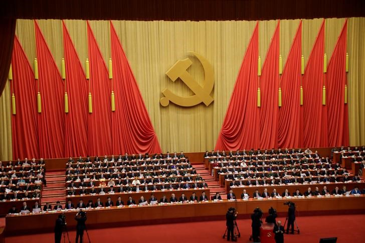 No Man an Island: China Warns Against Straying From Party Path
